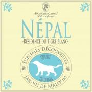 """NEPAL """"Résidence du Tigre Blanc"""""""