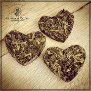 """""""Coeur de thé vert"""""""