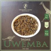 Tanzanie, Uwemba GFOP thé vert bio