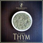Thym biologique Thymus vulgaris