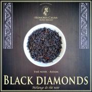 Assam black diamonds thé noir bio