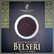 Assam Belseri CTC thé noir bio