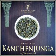 Népal Kanchanjunga thé vert bio