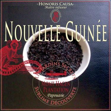 NOUVELLE GUINEE Thé noir