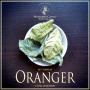 Oranger, citrus aurantium feuilles