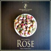 """Rose biologique, rosa Damascena"""""""