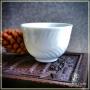 Tasse Sappōrō blanche porcelaine Satsuma*