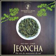 Jeoncha Corée thé vert Bio