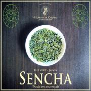Sencha thé vert bio