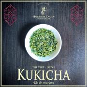 Kukicha thé vert bio