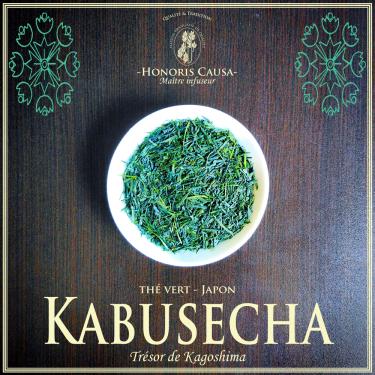 Kabusecha thé vert bio