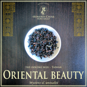 Oriental beauty thé oolong bleu