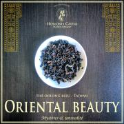 Oriental beauty thé bleu oolong bio