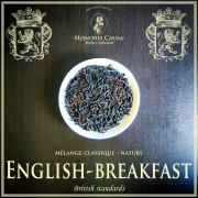 English-breakfast thé noir bio
