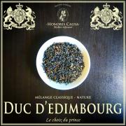 Duc d'Edimbourg, thé noir