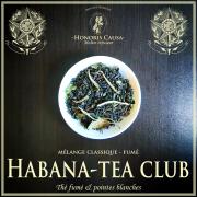 Habana-tea club thé noir fumé
