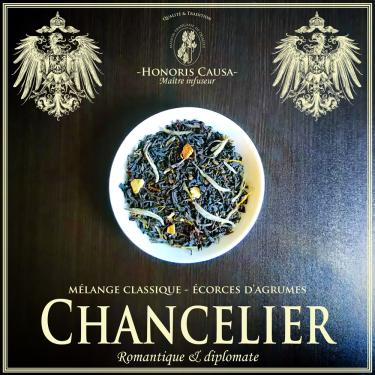 Chancelier thé noir