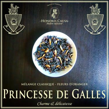 Princesse de Galles thé noir