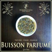 Buisson parfumé thé vert (Gui hua)