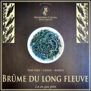 Brume du long fleuve - Luan guapian thé vert