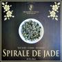 Spirale de jade thé vert