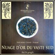 Nuage d'or, thé noir