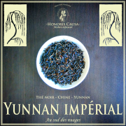 Yunnan impérial thé noir Chine
