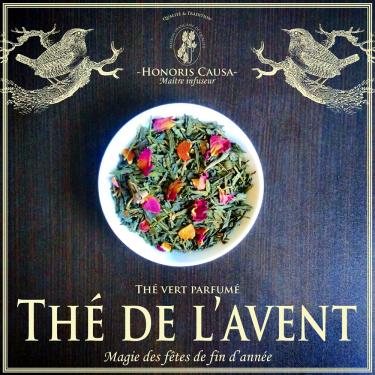 Thé de l'Avent thé vert