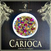 Carioca, rooibos vert parfumé