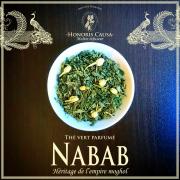 Nabab, thé vert biologique