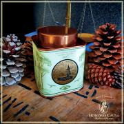 "Boîte Copper ""1857"" 200 grammes"