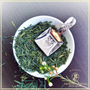 """Mesure à thé """"Hiroba"""" argenté"""