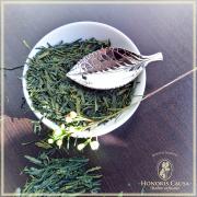 """Mesure à thé Konoha"""" argenté"""