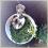 """Mesure à thé """"Kyuto"""" argenté"""