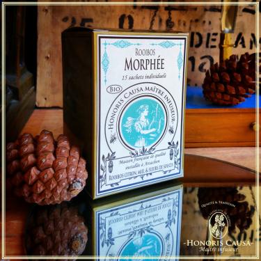 Morphée, rooibos sachets individuels