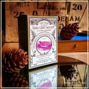 Earl-grey milady, thé noir bio sachets individuels