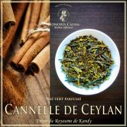 Cannelle de Ceylan thé vert