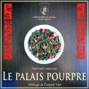 Le palais pourpre, thé vert
