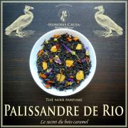 Palissandre de Rio thé noir