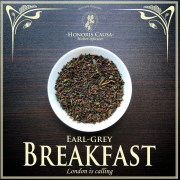 Earl-grey breakfast Thé noir