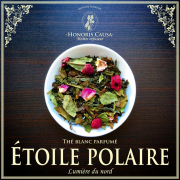 Etoile polaire, thé blanc bio