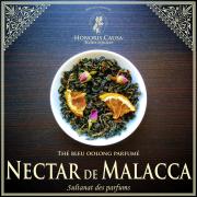 Nectar de Malacca, thé bleu oolong