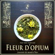 Fleur d'opium thé vert bio