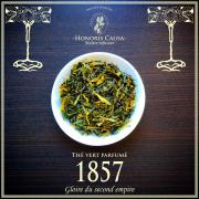 1857, thé vert