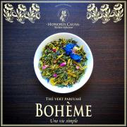 Bohème thé vert bio