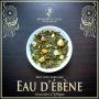 Eau d'ébène, thé vert