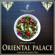 Oriental palace, thé vert