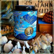 Boîte Osaka bleue cobalt, 90gr