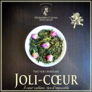 Joli-cœur, thé vert biologique