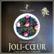 Joli-cœur, thé noir biologique